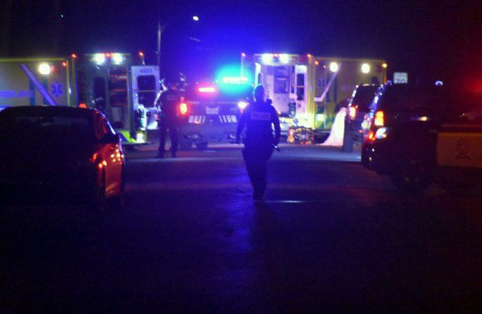 Une jeune piétonne happée par un véhicule sur le boulevard Saint-Joseph Ouest à Drummondville