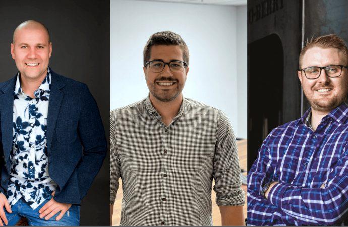 Trois entrepreneurs innovants du Centre-du-Québec en pleine croissance