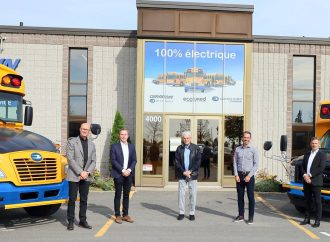 Intercar prend le virage électrique avec une commande de 57 autobus scolaires électriques de Girardin