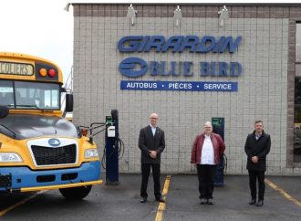 Entente entre Girardin et Autobus Venise estimée à près de 9 millions pour 26 autobus scolaires électriques pour la région de Valleyfield et Beauharnois