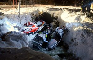 Accident de motoneiges: Le coroner Yvon Garneau dépose son rapport dans le dossier d'Oliver Leclerc